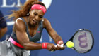US Open 2014: Serena Williams roars past Caroline Wozniacki to 'No18 Club'