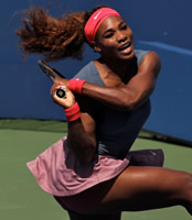 Serena Williams celebrates year-end WTA world No1 ranking