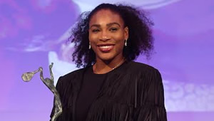 Serena Williams and Martina Hingis among stars at ITF Champions dinner in Paris