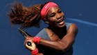 Williams makes emotional Indian Wells return