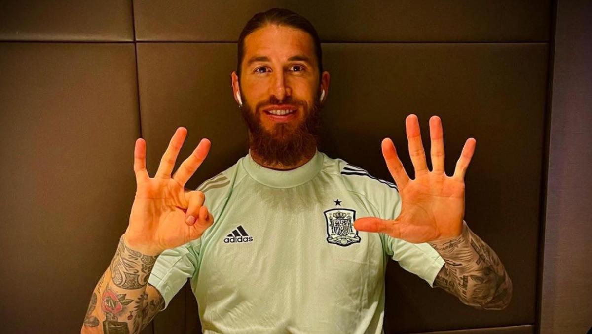Spain legend Sergio Ramos (Photo: @sergioramos / Instagram)