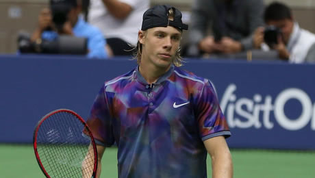 US Open 2017: Carreno Busta ends dream run for Shapovalov, as draw delivers stream of firsts