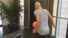 Video: Fergie, Fergie sign her up! Maria Sharapova shows off football skills