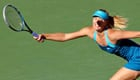 Sharapova ready for Bouchard test