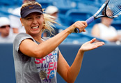 US Open 2014: Maria Sharapova wary of 'dangerous' Maria Kirilenko