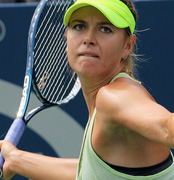 US Open 2014: Maria Sharapova credits 'superior shape' for edgy victory