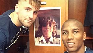 Photo: Man Utd star dedicates special Instagram message to Luke Shaw