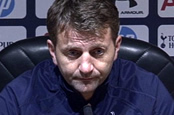 Tim Sherwood: Tottenham 'miles away' from top-four finish