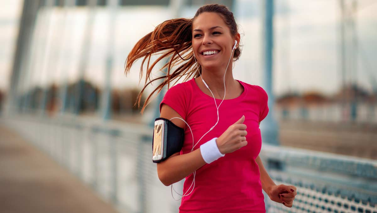 Should You Listen To Music While Running?