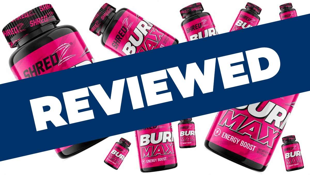 fat burner max review