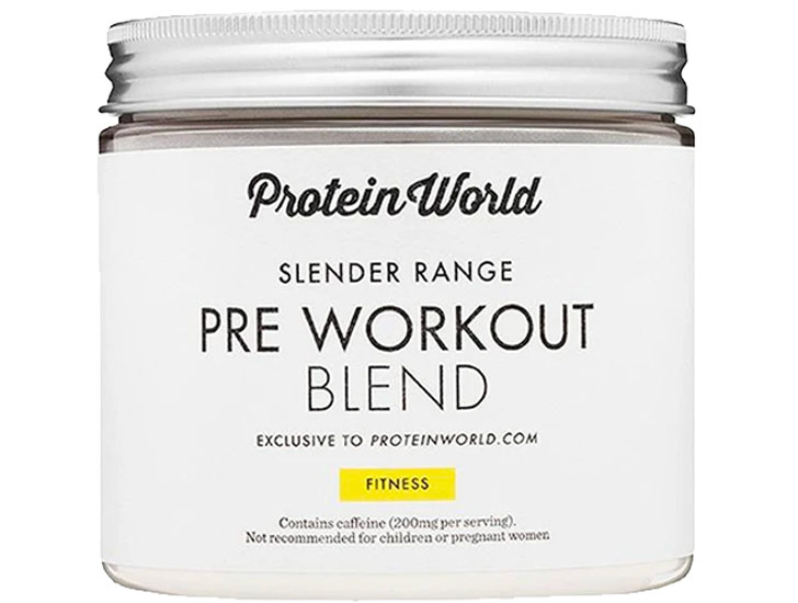 Protein World Slender Pre Workout Blend