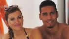 Smalling soaks up Barbados sun