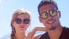 Smalling visits Machu Picchu with his girlfriend