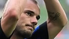 Sneijder flattered by Man Utd reports