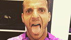 Soldado shares terrifying selfie