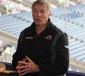 Guinness Pro12: Alan Solomons questions Edinburgh players