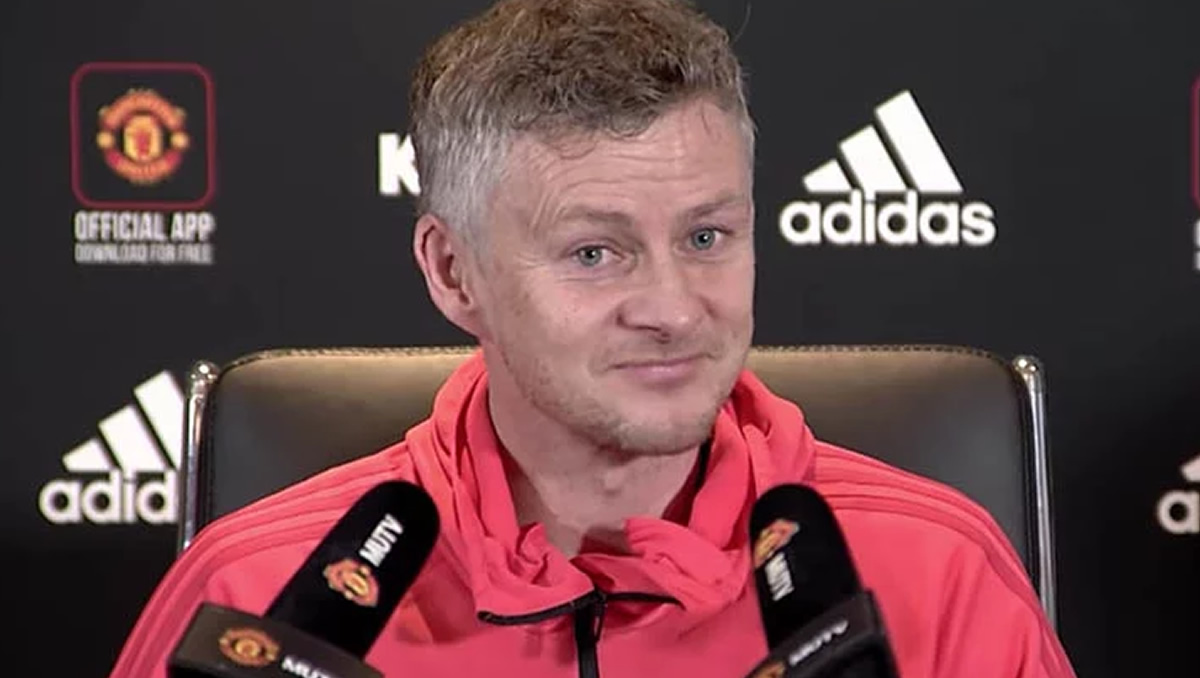 Rashford the best in the Premier League - Solskjaer