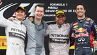 Spanish Grand Prix 2014: Lewis Hamilton enjoying title 'pressure'