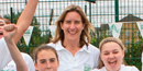 Katherine Grainger tips Helen Glover to follow her lead