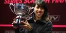 World Series Squash Finals: Nicol David & Amr Shabana deny top Brits
