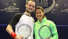 Nick Matthew and Laura Massaro beaten in British Open squash finals