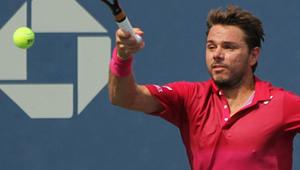 US Open 2016: Wawrinka sets Del Potro showdown on day of single-handed drama