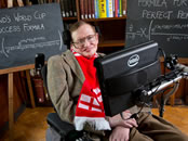 Professor Stephen Hawking: How England can win the World Cup