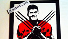 Photo: Liverpool captain Steven Gerrard transformed into Wolverine