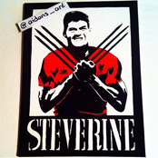 Gerrard transformed into Wolverine