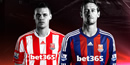 Stoke City pen shirt sponsorship deal with bet365 from 2012-13