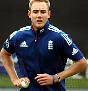 West Indies v England: Stuart Broad calm despite T20 defeat