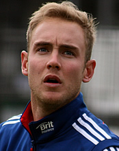 West Indies v England: Stuart Broad thrilled after series win