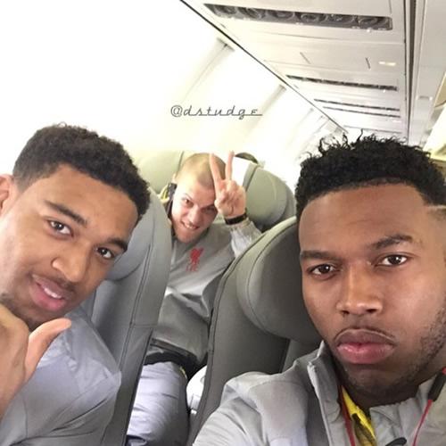 daniel sturridge selfie