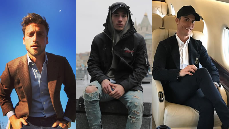 most stylish footballers in the world in 2017