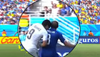 Giorgio Chiellini: Luis Suarez's four-month ban is 'excessive'