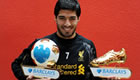 Steven Gerrard: Luis Suárez is too good for Arsenal