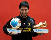 Barcelona deny paying £75m for Liverpool's Luis Suárez