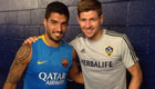 Liverpool legend catches up with Suarez
