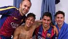 La Liga wrap: Luis Suarez nets hat-trick as Barcelona thrash Cordoba