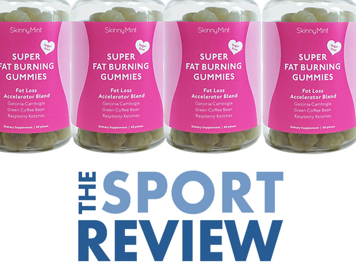 Super Fat Burning Gummies By Skinnymint Reviews Ingredients And