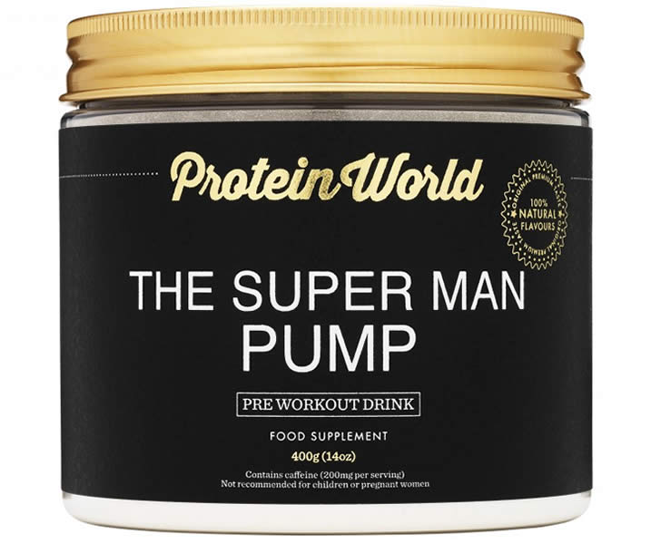 super man pump