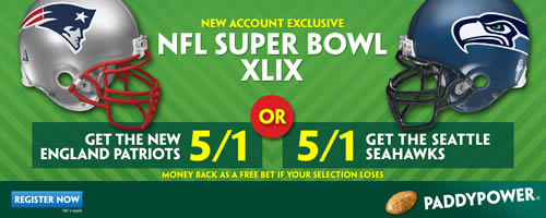 superbowl betting