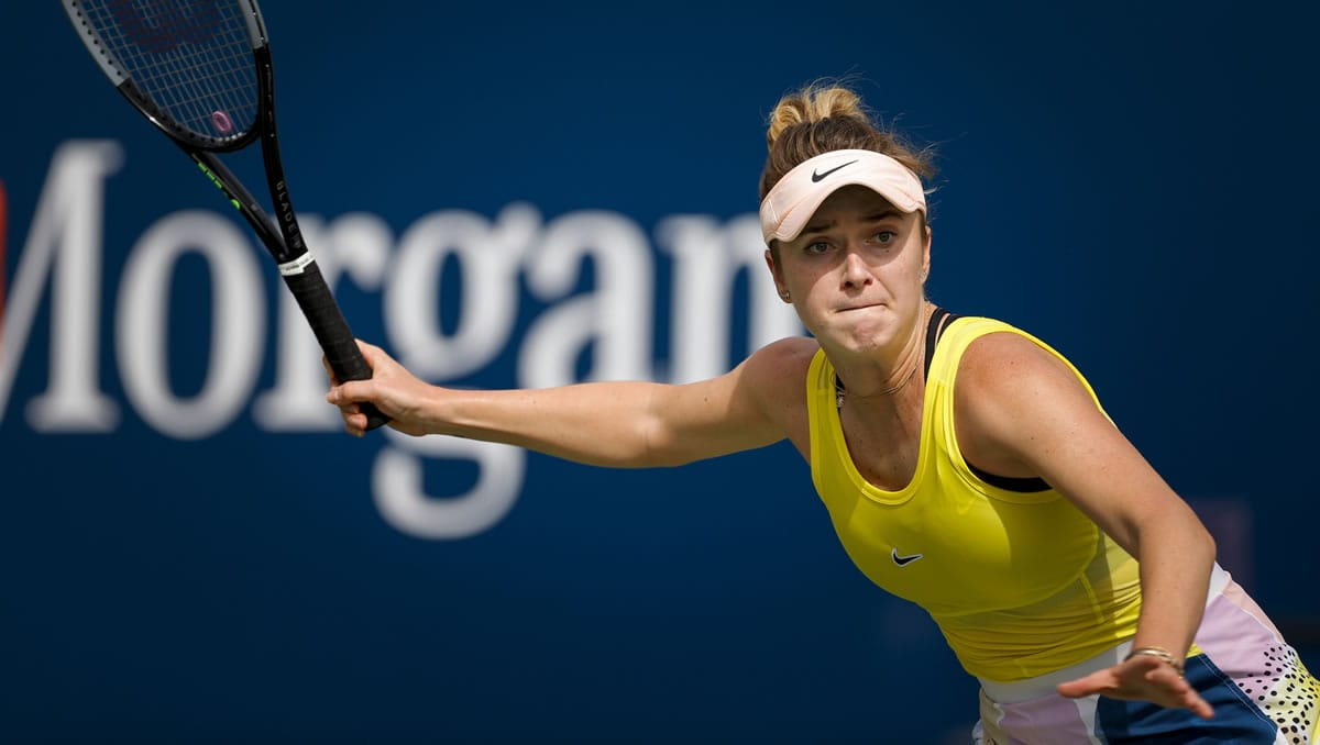 Defending Champ Bencic Bounced Out Of Dubai, Kenin Upset By Rybakina