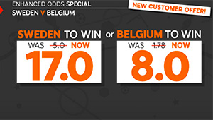 Betting tips: Hungary v Portugal odds, Sweden v Belgium odds and kick-off times