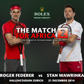 Federer & Wawrinka to join forces in Swiss Christmas fundraiser