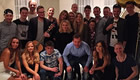 Szczesny enjoys surprise birthday party