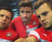 Wojciech Szczesny hopes beating Man Utd can kick-start Arsenal's season