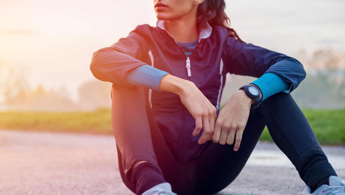 Take A Break From Running