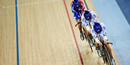 GB women's pursuit team win Track World Championships gold