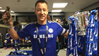 Terry leads Chelsea cup celebrations